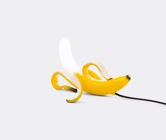 Seletti 'Banana Lamp Huey', UK plug
