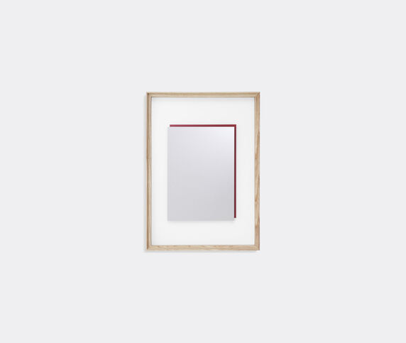 Cassina 'Deadline - Who's Afraid of Red?' mirror