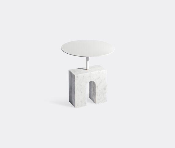 Aparentment 'Triumph' side table, white