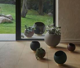 AYTM Globe Flower Pot 3