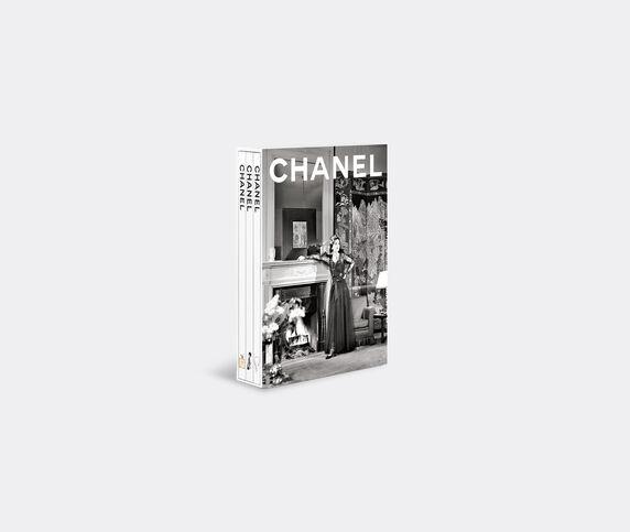 Assouline 'Chanel', three book slipcase