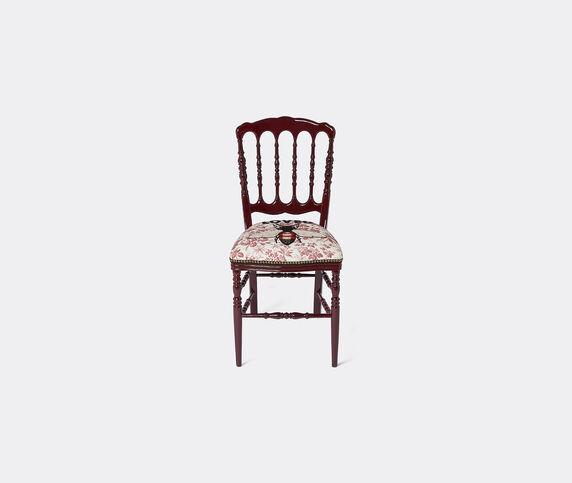 Gucci 'Francesina' chair, bordeaux