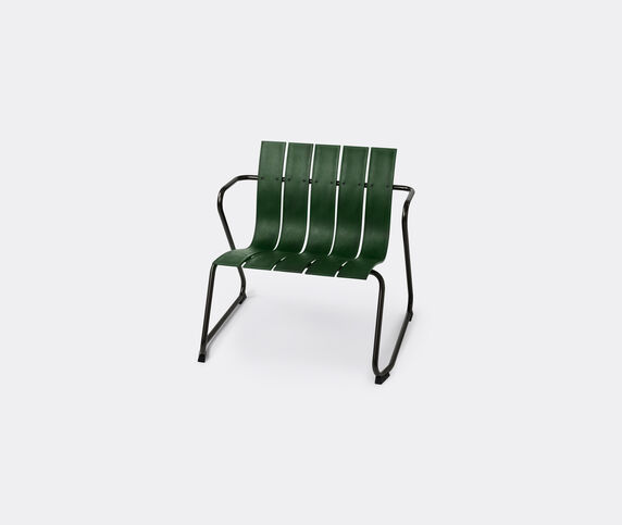 Mater 'Ocean' lounge chair, green