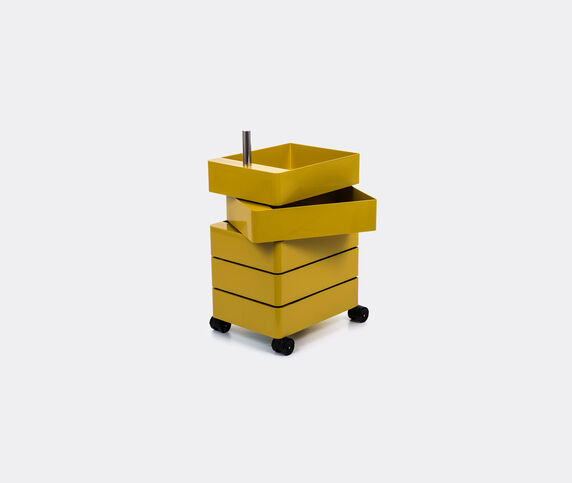 Magis '360°' container, yellow