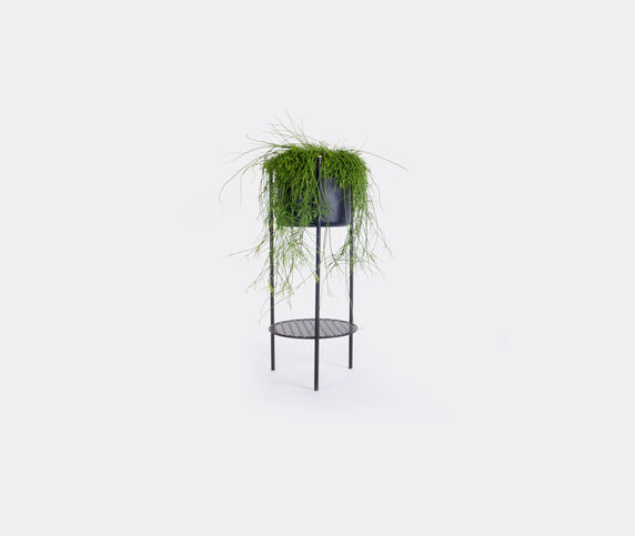 XLBoom 'Ent' plant stand, medium, black