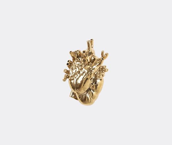 Seletti 'Love in Bloom' vase, gold