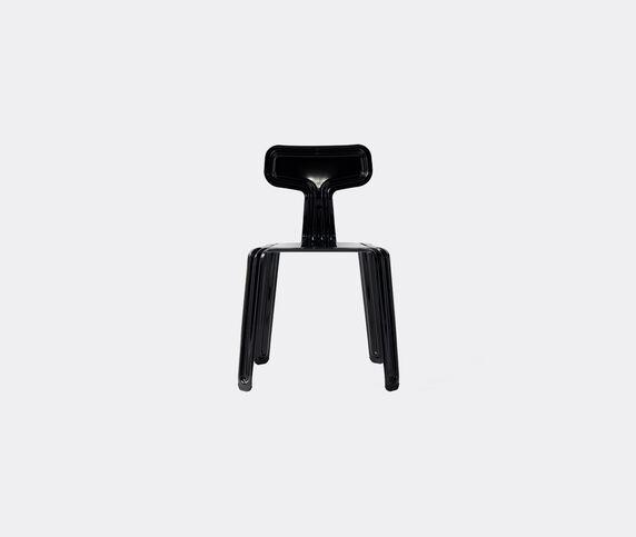 Nils Holger Moormann 'Pressed Chair', glossy black