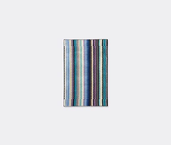 Missoni 'Giacomo' bath towel, blue