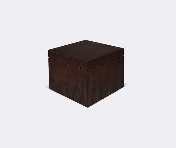 Zanat 'Branco' box, small, brown