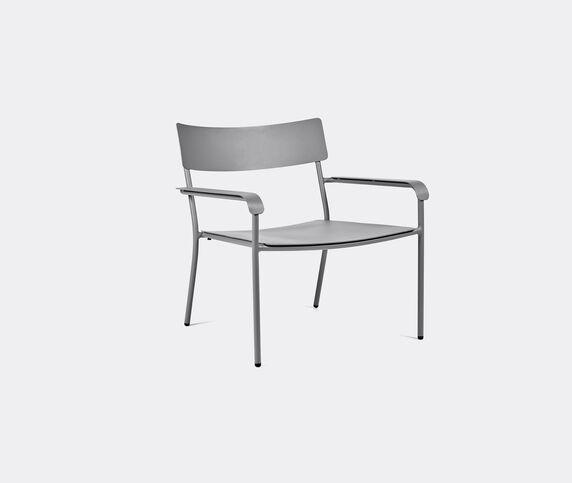 Serax 'August' lounge chair, grey