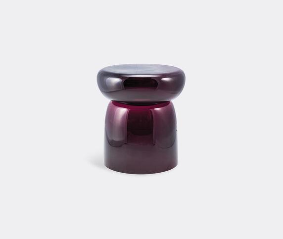 Pulpo Big 'Delight' side table, aubergine
