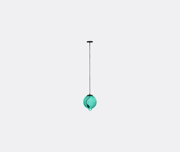 Cappellini Single 'Green Melt' lamp. UK plug