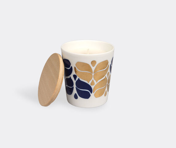 Sargadelos 'Flores Blancas' candle