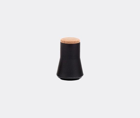 Established & Sons 'Store' jar, L, matt black