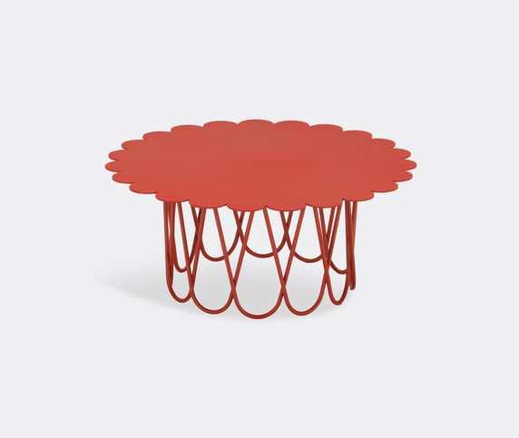 Vitra 'Flower Table', red