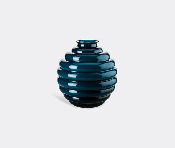 Venini 'Deco' vase, blue