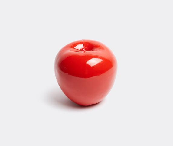 Bitossi Home 'Frutta' candle, red