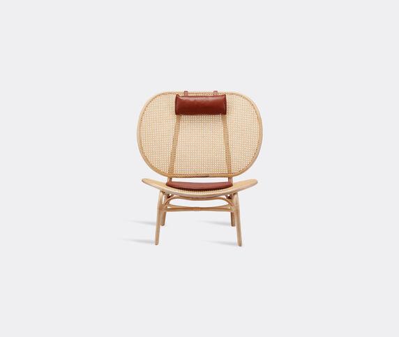 NORR11 'Nomad' lounge chair, cognac