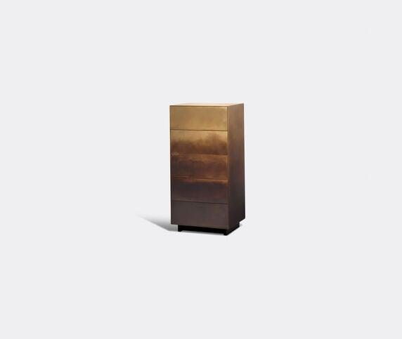 De Castelli 'Marea' chest of drawers, brass