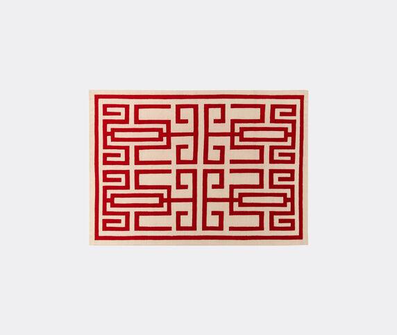 Amini Carpets 'Labrinto' rug, red