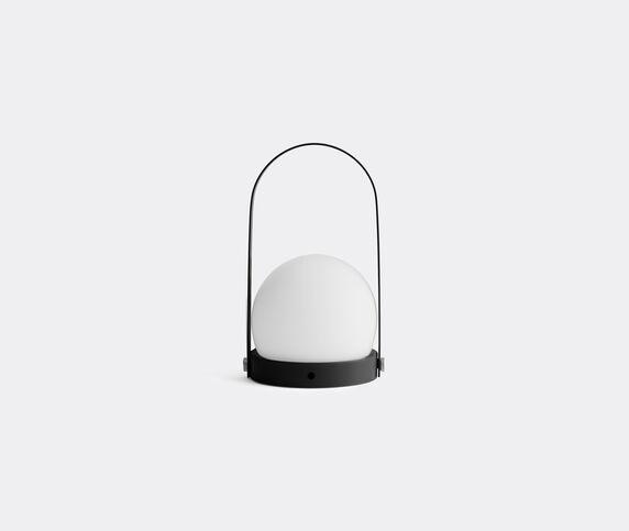 Menu 'Carrie' lamp, brushed black, EU plug
