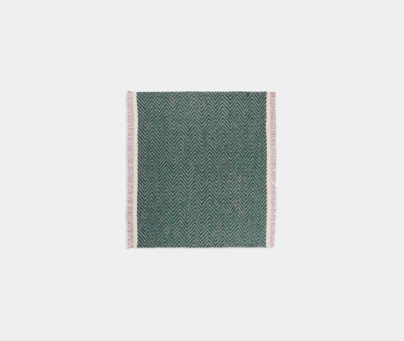 Cc-tapis 'Cultivate' rug, green chevron