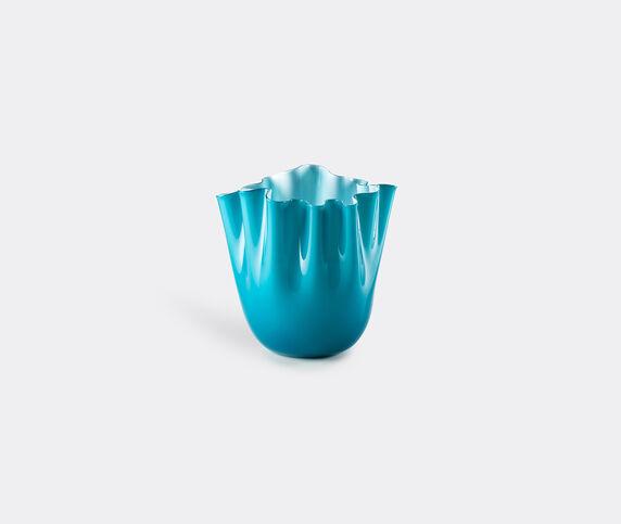 Venini 'Fazzoletto Opalino' vase, M, horizon