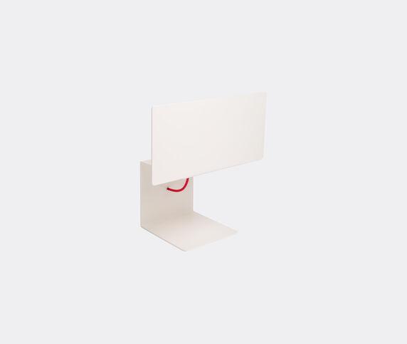 Kianpour and partners 'Unibody' lamp, white