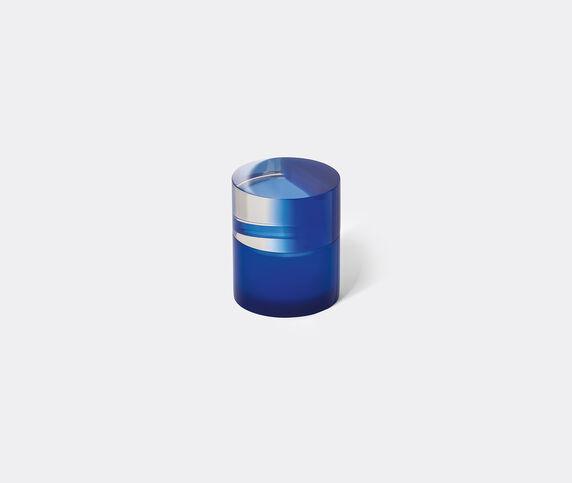 Poltrona Frau 'Plexi Case', small, midnight blue