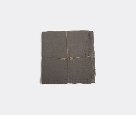 Once Milano Napkins, set of four, charcoal