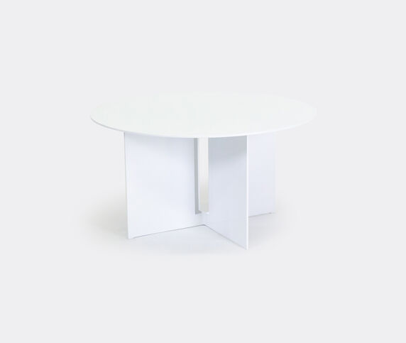New Format Studio 'Mers' coffee table, white