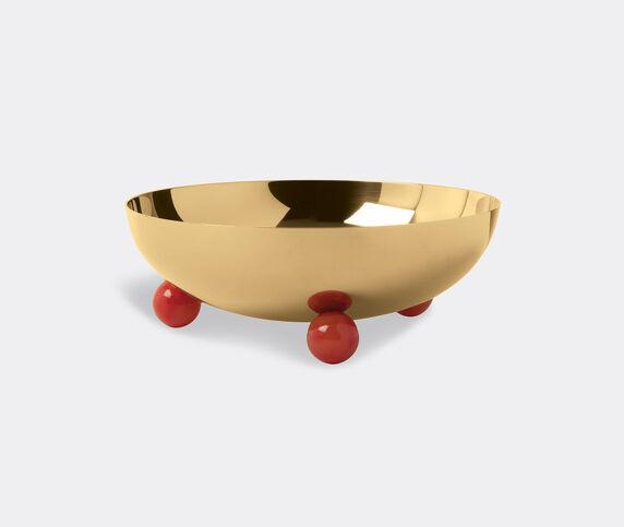 Sambonet 'Penelope' bowl, coral, large