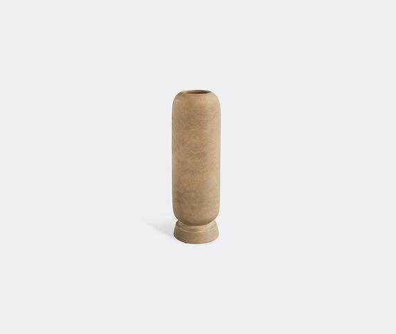 101 Copenhagen 'Kabin' vase, tall, sand