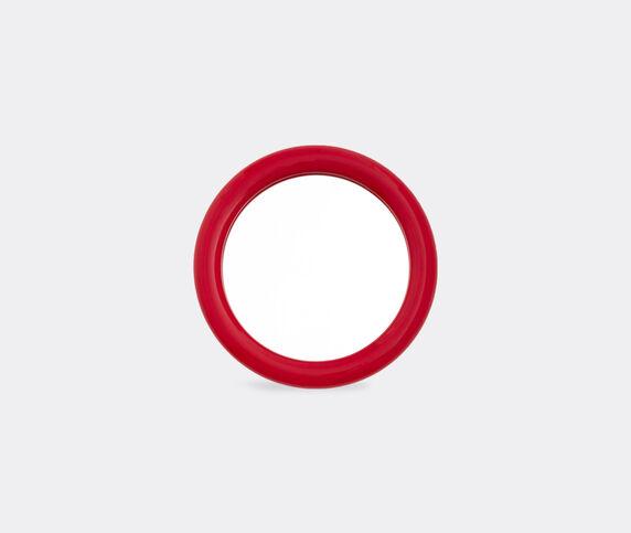 Raawii 'Duplum' mirror, red