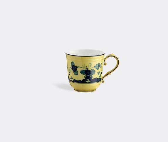 Ginori 1735 'Oriente Italiano' mug, citrino
