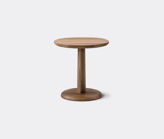 Fredericia Furniture 'Pon' coffee table, smoked, large
