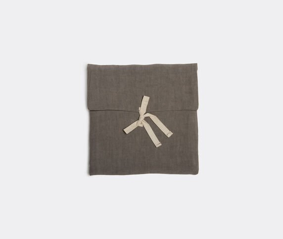 Once Milano Cocktail napkins, set of five, charcoal