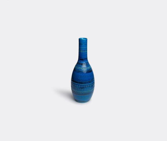 Bitossi Ceramiche 'Rimini Blu Bottiglia' vase