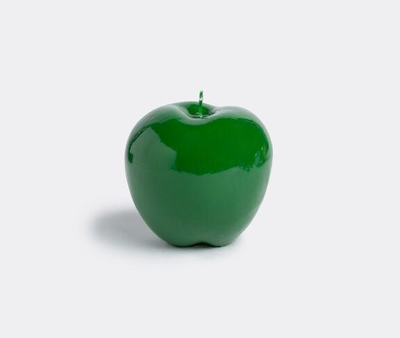 Bitossi Home 'Frutta' candle, green