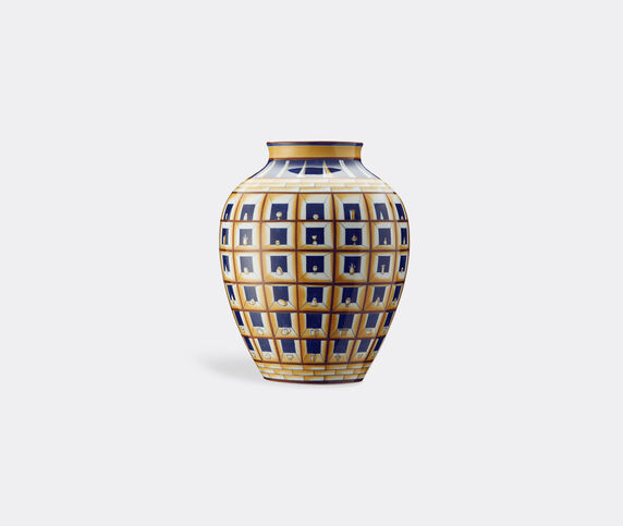 Ginori 1735 'Prospettica Orcino' vase