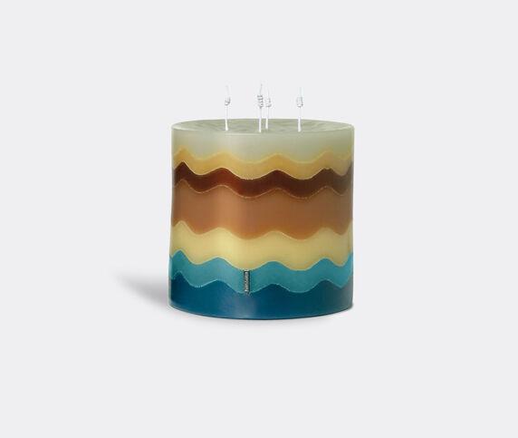 Missoni 'Torta' candle, large, gold