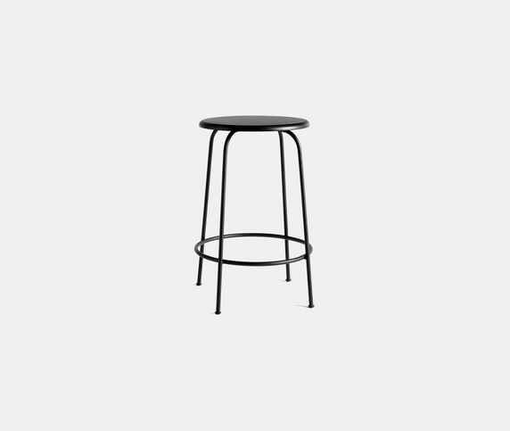 Menu 'Afteroom' counter stool, black