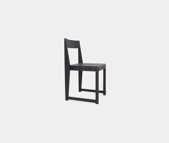 Frama 'Chair 01', black