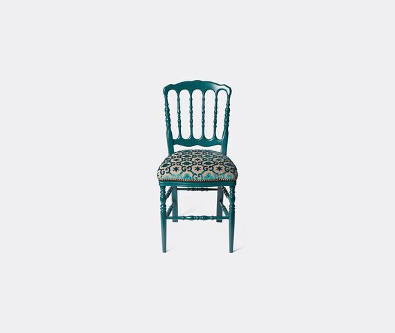Gucci 'Francesina' chair, peacock