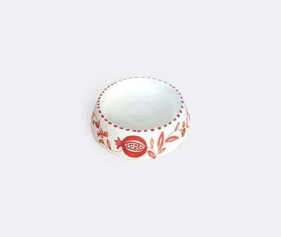 Les-Ottomans 'Pet Ottomans' bowl, red