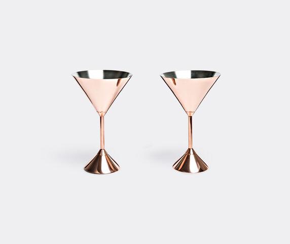 Tom Dixon 'Plum' martini glasses, set of two