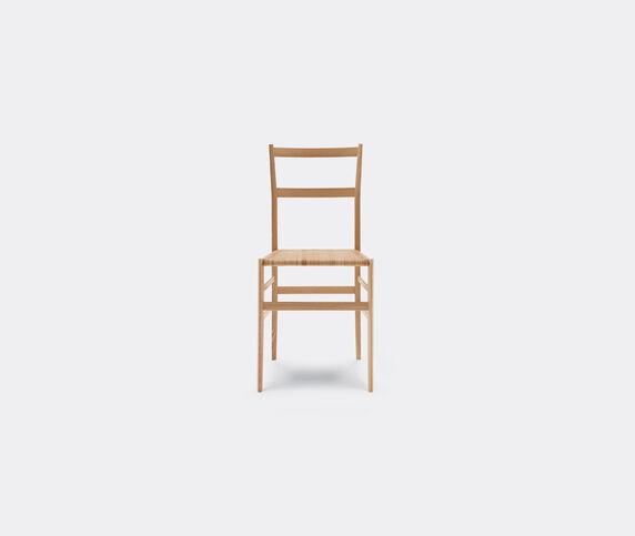 Cassina 'Superleggera' chair, beige