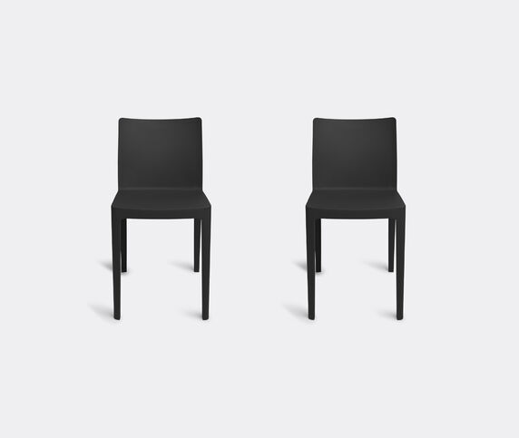 Hay 'Elementaire' chair, set of two, anthracite