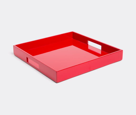 Wetter Indochine 'Classic' tray, red
