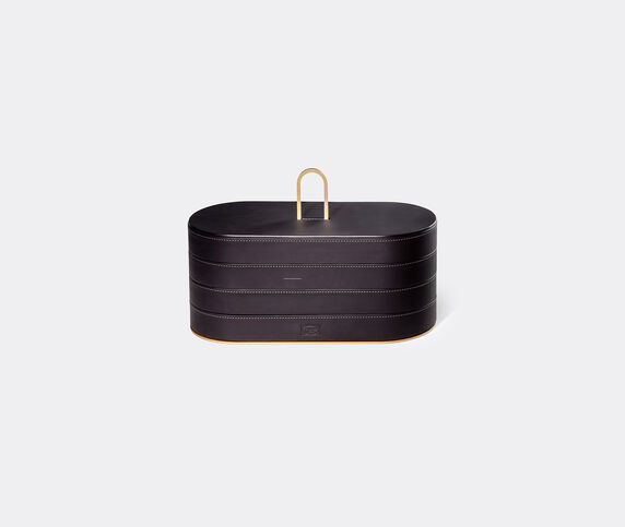 Poltrona Frau 'Zhuang' oval stackable case